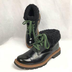 CATERPILLAR Women's Hub Fur Winter Boots Size 7